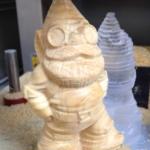 3D-print og CNC